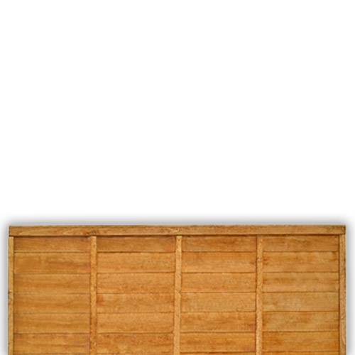 Lap Fence Panel 2ft x 6ft