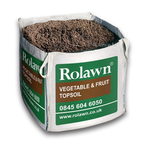 Rolawn Vegetable & Fruit Topsoil