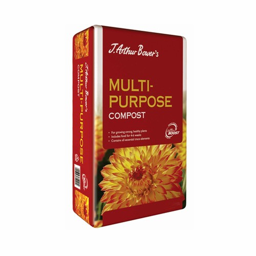 Multi purpose compost 50L J. Arthur Bowers