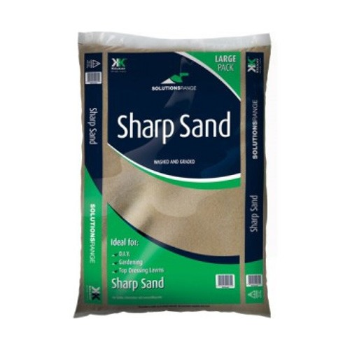 Sharp Sand Large Bag