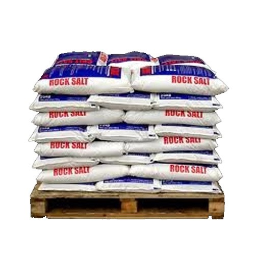 Ultra Grip Rock Salt 25kg bags - Pallet Deal 50 Bags