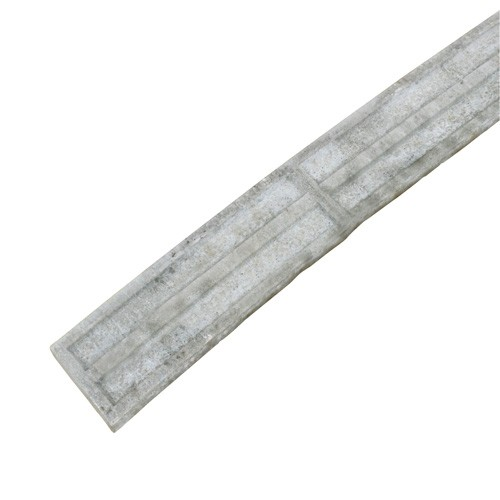 Recessed Gravel Board 12 Inches x 6ft Light Weight