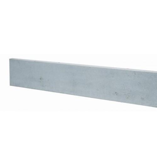 Plain Gravel Board 12 Inches x 6ft