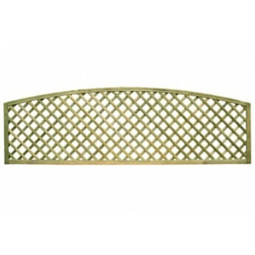 Diamond Dome Top Trellis 6ft X 6ft Coventry Turf