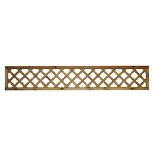 1ft x 6ft dimond trellis